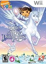 dora the explorer snow princess game