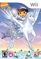 Dora the Explorer Dora Saves the Snow Princess