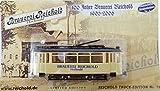 Straßenbahn-Modell - Bautzener Triebwagen 1928 - Straßenbahn-Serie Nr. 3