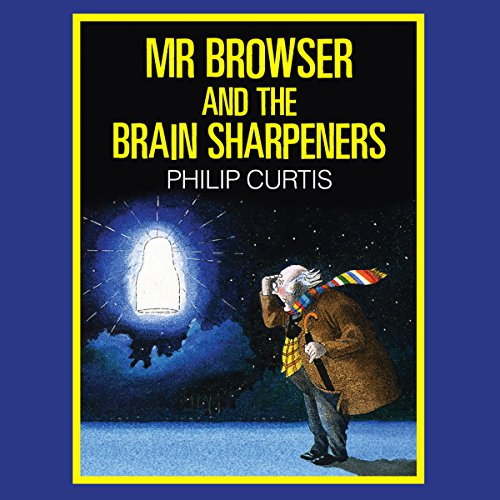 『Mr Browser and the Brain Sharpeners』のカバーアート