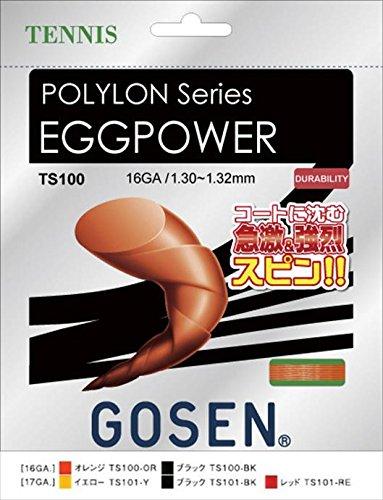 ゴーセン『エッグパワー17(TS101)』