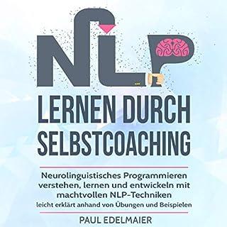 NLP lernen durch Selbstcoaching Titelbild