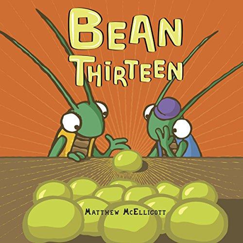 Bean Thirteen audiobook cover art