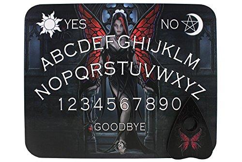 Unbekannt Anne Stokes Arachnafaria Ouija, Hexenbrett, Mehrfarbig