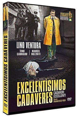 Cadaveri eccellenti (EXCELENTISIMOS CADAVERES -, Spanien Import, siehe Details für Sprachen)