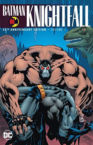Batman knightfall: 25th Anniversary Edition (Batman knightfall, 1)