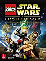Lego Star Wars - The Complete Saga: Prima Official Game Guide de Michael Littlefield
