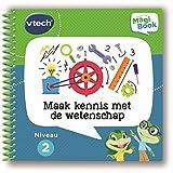 VTech MagiBook activiteitenboek - Maak kennis met de wetenschap Niño/niña juguete para el aprendizaje - juguetes para el aprendizaje (193 mm, 60 mm, 206 mm, 150 g) , color/modelo surtido