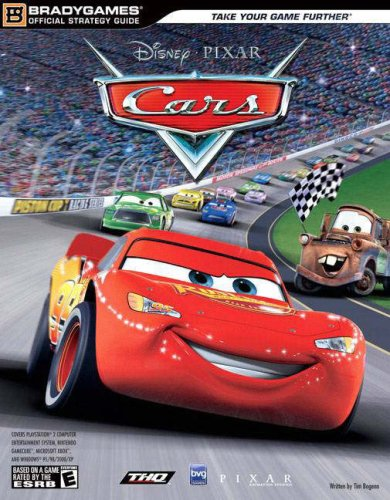 Cars Official Strategy Guide