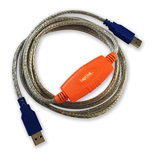 Laplink USB 3.0 SuperSpeed Transferkabel für PCmover, 1,8 m