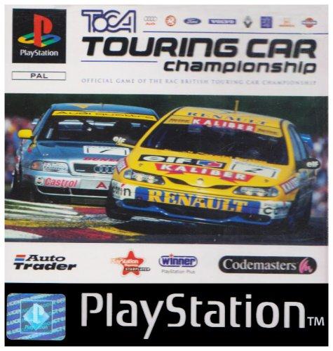 TOCA Touring Car Championship (PS)