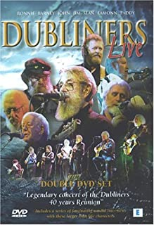 The Dubliners 40 Years Live from the Gaiety