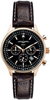 JORG GRAY - JG6500-62 - Reloj cronógrafo de Cuarzo para Mujer con Correa de Piel, Color marrón