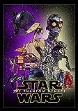 65Tdfc - Cuadros para Pintar por Numeros - Película De Star Wars - Pintura Acrílica para Niños Y...