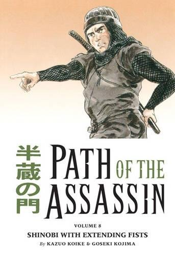Path Of The Assassin Volume 8
