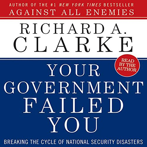 Your Government Failed You audiobook cover art