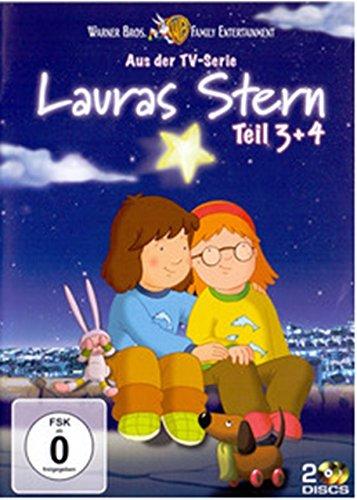 Lauras Stern 3 & 4 - 22 Episoden der TV-Serie 2 DVD Box