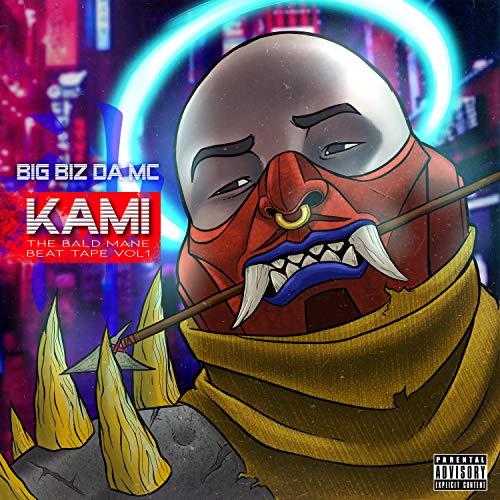 KAMI: The Bald Mane Beat Tape Vol.1