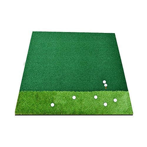 Lowest Price! ChenCheng Golf Indoor Practice Mat Putt Practice Mat 150×150cm Outdoor Sport