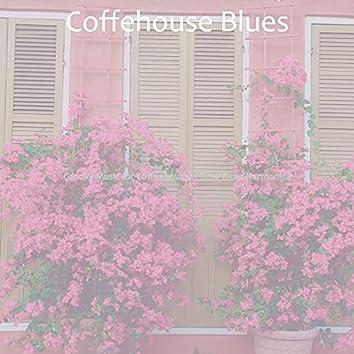 Groovy Music for Coffeehouses - Slow Blues Harmonica