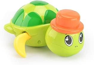 Cute Cartoon Water Toy Animal Tortoise Classic Baby Infant Swim Green Tortoise