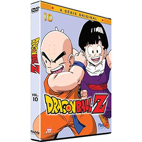 Dragon Ball Z Vol. 10-Dvd