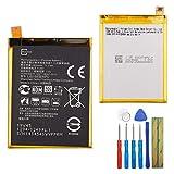 Batterie de rechange Li-polymère LIS1593ERPC compatible avec Sony Ericsson Xperia Z5 E6653 E6683...