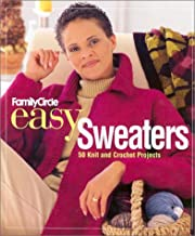 Family Circle: Easy Sweaters