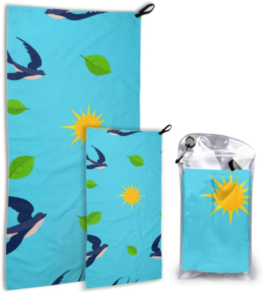 WUTMVING Swallow Swing Playful Simple 2 Ba Beach Pack Ranking TOP10 Microfiber Limited time for free shipping