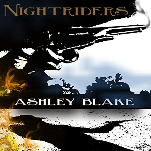 Nightriders audiobook cover art