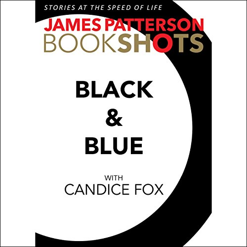 Black & Blue audiobook cover art