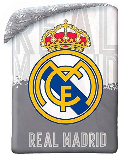 Colcha de verano REAL MADRID producto oficial (180x260) para cama de 90