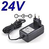 Adaptateur Secteur Alimentation Chargeur 24V pour Remplacement Volant Logitech G27...