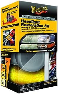 Meguiars Heavy Duty Headlight Restoration KitG3000
