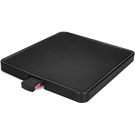 """EVERIE Sliding Tray with Rollers Compatible with Coffee Makers, Stand Mixers, Air Fryers, Under Cabinet Over Counter top, Tray size 12.2"""" by 15"""" by 1.2'' high"""