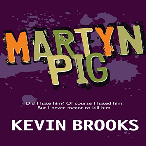 Martyn Pig cover art