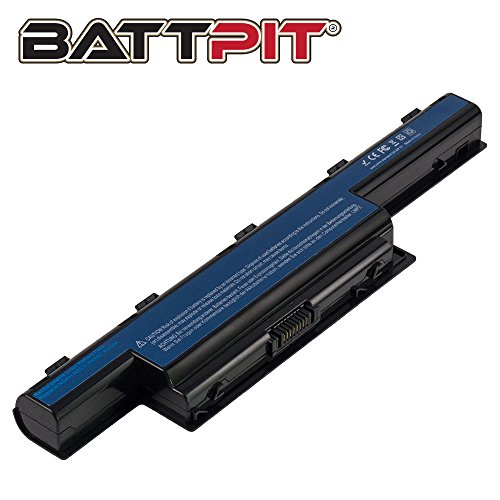 Battpit Laptop Battery for Packard Bell EasyNote TM80 for sale  Delivered anywhere in UK