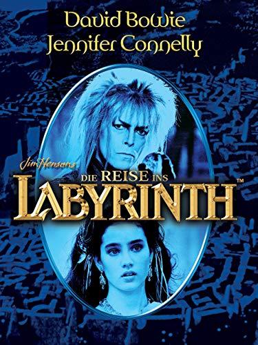 Die Reise Ins Labyrinth (4K UHD)