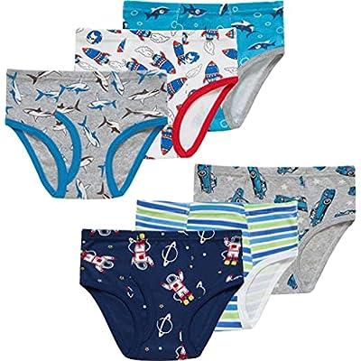 Baby Soft Cotton Underwear Little Boys Dinosaur...