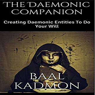 The Daemonic Companion audiobook cover art