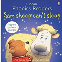 Sam Sheep Can't Sleep Phonics Reader (Phonics Readers)