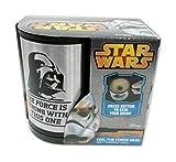 Star Wars selbstumrührende Tasse Darth Vader aus Edelstahl