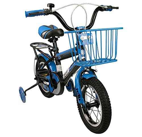Airel Bicicletas Infantiles para Niños y Niñas | Bici con Ruedines y Cesta | Bicicletas 12, 16, 18 y 20 Pulgadas | Bicicletas niños 3-11 años