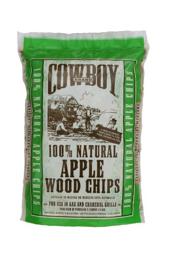 Cowboy Wood Chips Apple, 1.0 CT