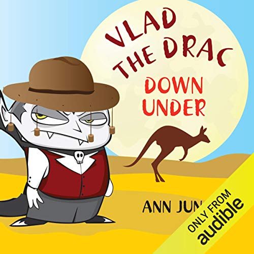 Vlad the Drac Down Under cover art