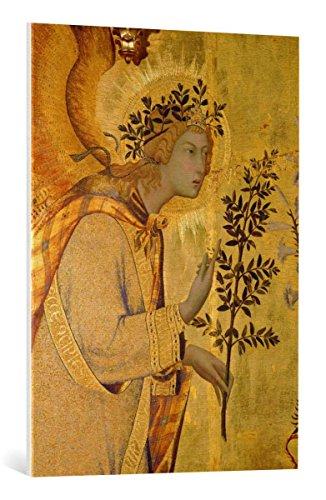 Kunst für Alle Cuadro en Lienzo: Simone Martini Annunciation to Mary -...
