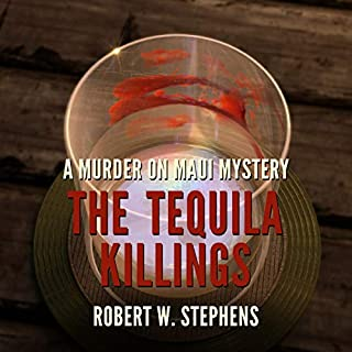 The Tequila Killings audiobook cover art