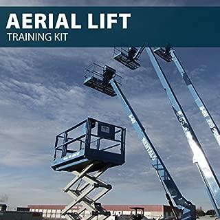 MEWP (Aerial Boom Lift/Scissor Lift) Operator Training Kit