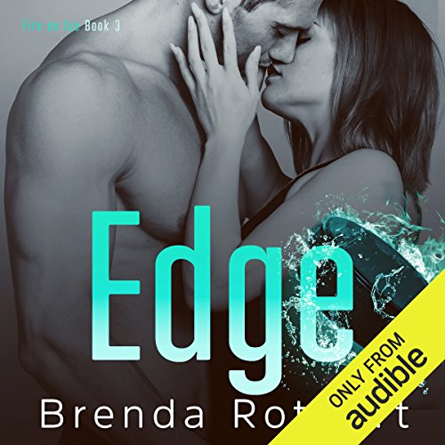 Edge audiobook cover art