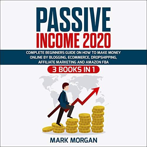 Passive Income 2020 audiobook cover art